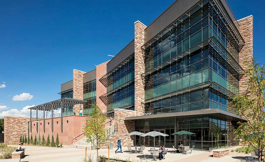 Higher Education Research Best Project Colorado State University Biology Building 2018 10 19 Engineering News Record