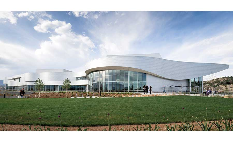 UCCS Ent Center for the Arts