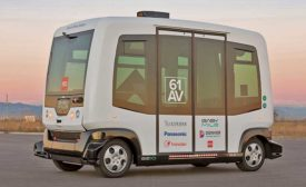 Autonomous Vehicle Shuttle