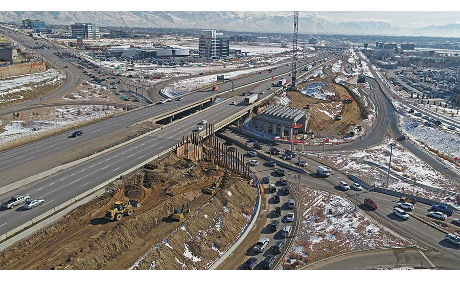Utah Dept. of Transportation Adopts Ambitious Plan To Meet Area Growth