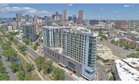 Parq on Speer development by Greystar
