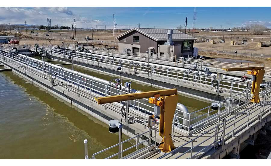City of Evans Wastewater Treatment Plant Consolidation