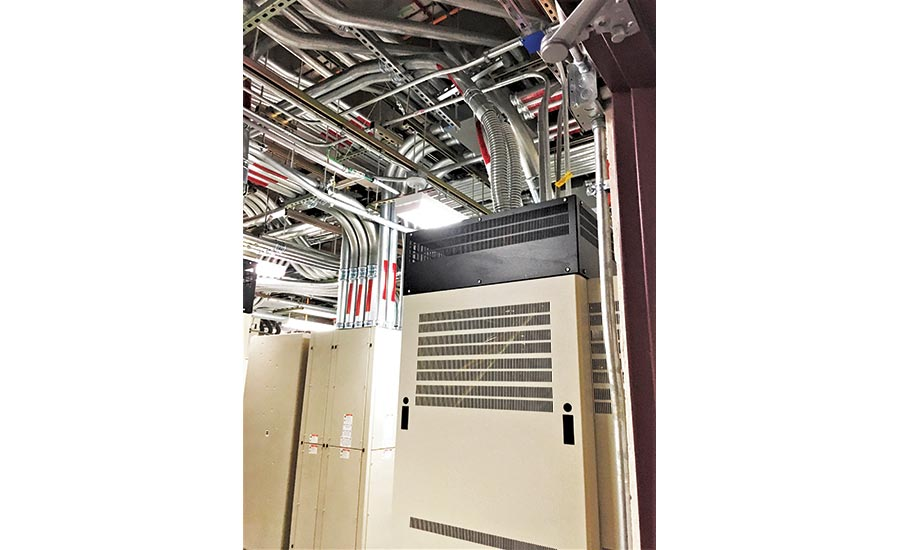 Verizon NEC2A Data Center Project