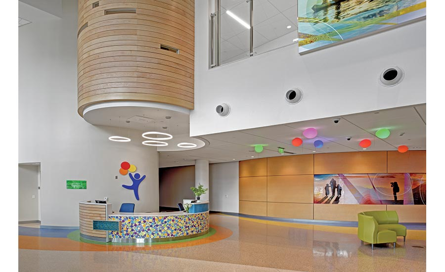 Childrens Hospital of Colorado,  Colorado Springs