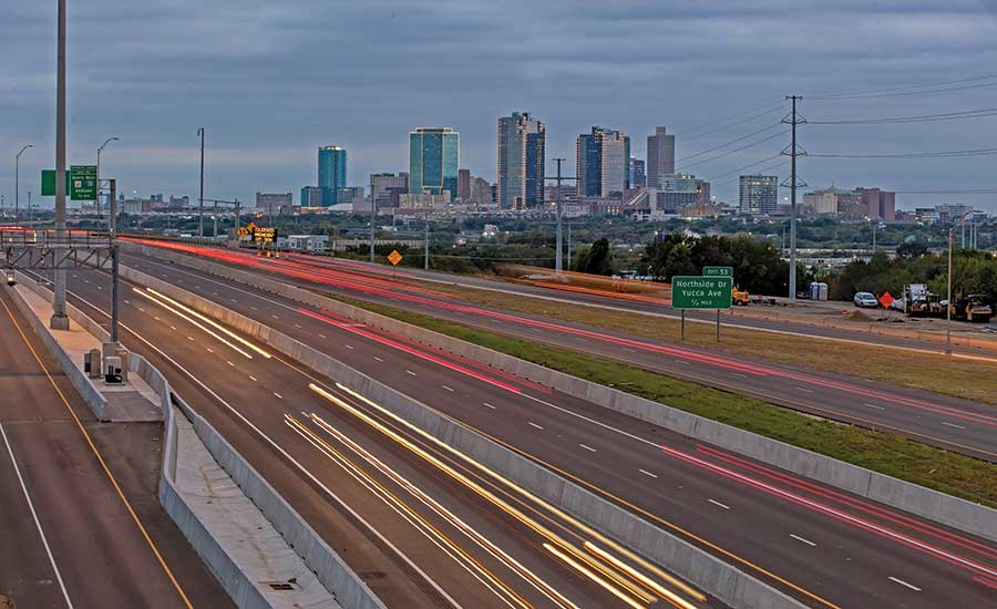North Tarrant Express 35W