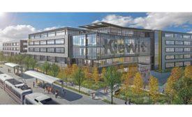 Kiewit's new headquarters