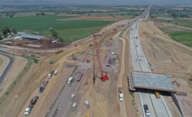 I-25 North Express Lanes project