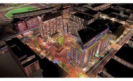 McGregor Square mixeduse development