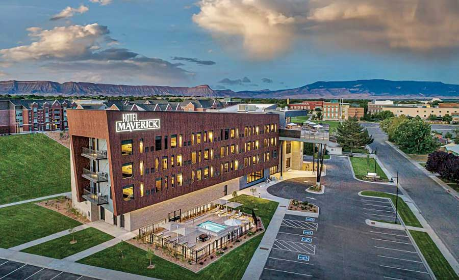 Maverick Hotel at Colorado Mesa University