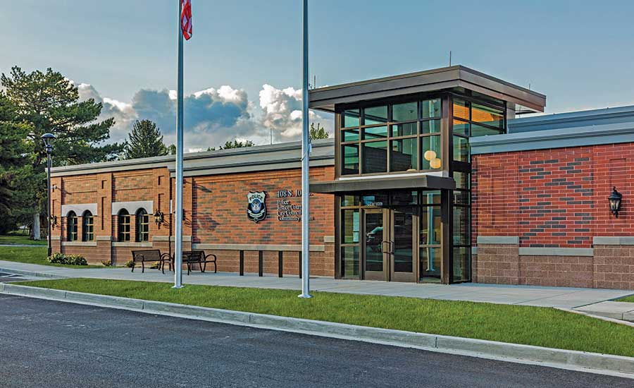 Pleasant Grove Public Safety Campus