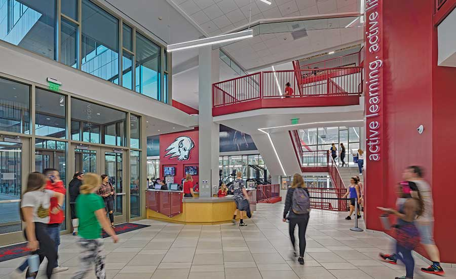 Dixie State University Human Performance Center