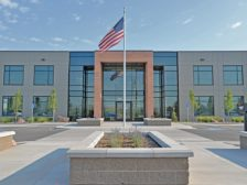 Morgan Asphalt Corporate Office Building and Asphalt Batch Plant