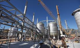 BASF's Verbund site in Freeport, Texas