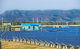 Lopburi 55-MW solar photovoltaic plant