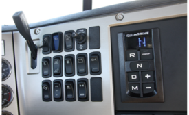 Mack Trucks Surge in Automated Manual Transmissions