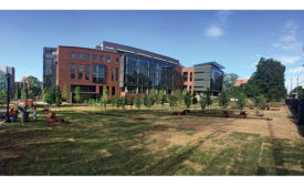 GEORGIA INSTITUTE OF TECHNOLOGY ENGINEERED BIOSYSTEMS BUILDING