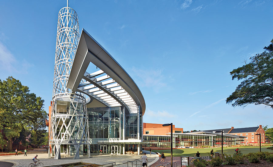 North Carolina State University's Talley Student Union
