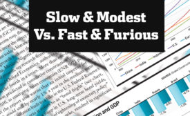 Slow & Modest Vs. Fast & Furious