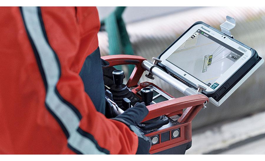 Product Snapshot: Wheeled Excavator and Smart Crane Controls