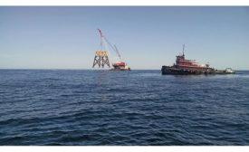Block Island Wind Farm crews