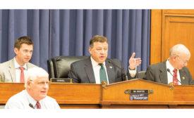 Transportation committee Chairman Bill Shuster