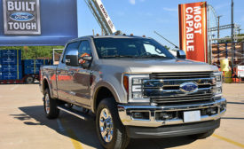 Ford 2017 Super Duty pickup