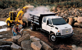 Chevy Kodiak medium-duty work truck successor
