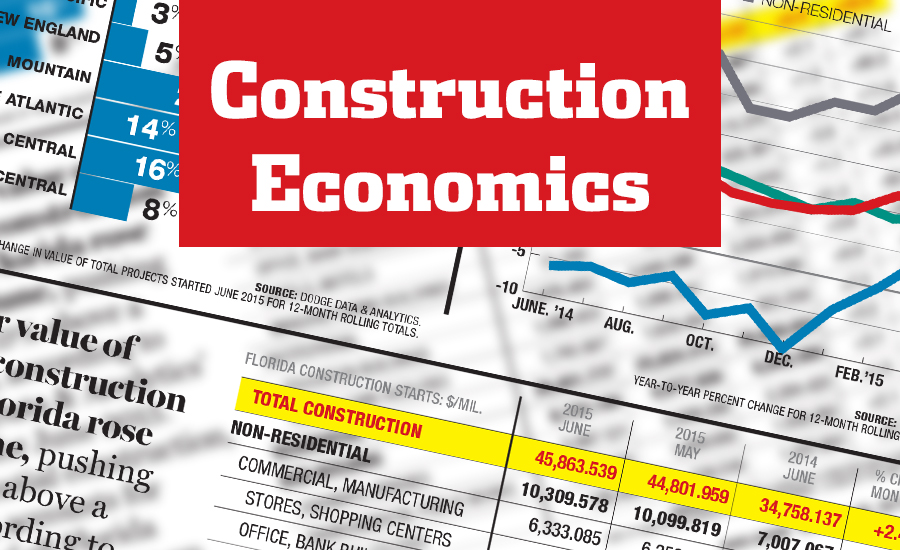 Construction Economics: August 29, 2016