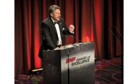 ENR Award of Excellence winner Jason McLennan