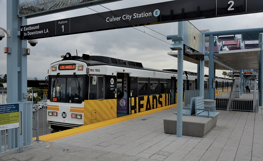 $1.5-billion Exposition Light Rail Transit Phase 2 project