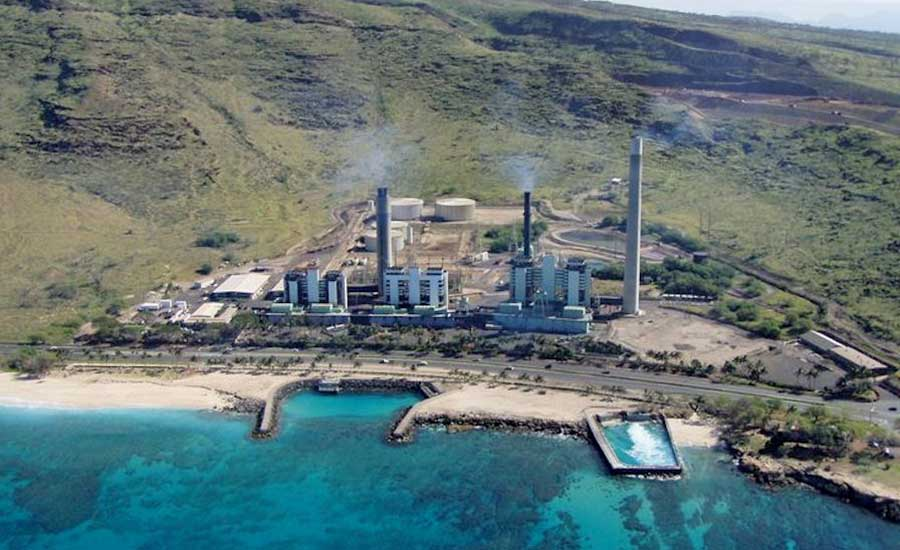 Kahe Power Plant