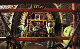 Tunneling Loudoun County, Va.