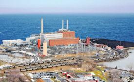 Dunkirk energy plant