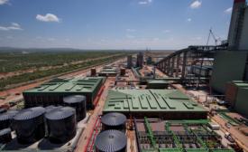 Coal-fired Medupi Station