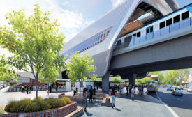 Caufield-to-Dandenong Level Crossing Removal Project
