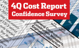 4Q COST REPORT CONFIDENCE SURVEY