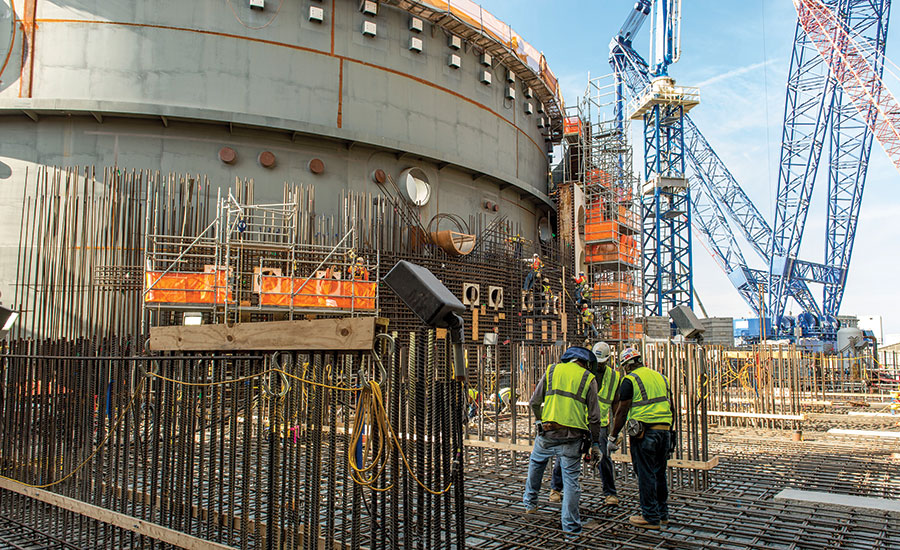 Turnaround Eludes Nuclear Power Plant Vogtle