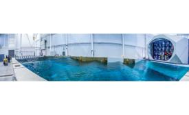 UMaine's Harold Alfond W2 Ocean Engineering Lab