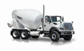 Putzmeister Pro Series Concrete Mixer Truck