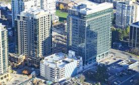 Nine Two Nine office tower in Bellevue, Wash