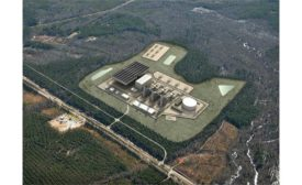 Dominion Power natural-gas plant