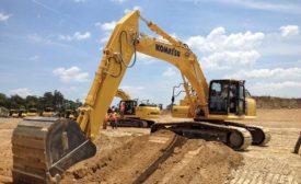 Komatsu PC360LCi-11 excavator