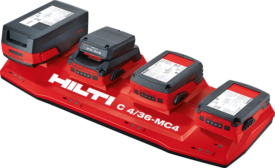 Hilti C4/36-MC4 Multibay Charger