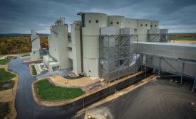 Columbia Energy Center Air-Quality-Control Retrofit