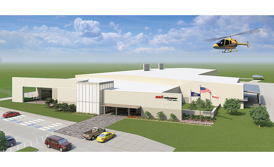 Bell Helicopter Aircraft Assembly Facility