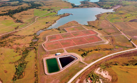 Westar Energy Constructed Wetland