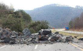 I-75-Rockslide