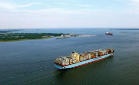 Maersk Harbor, South Carolina