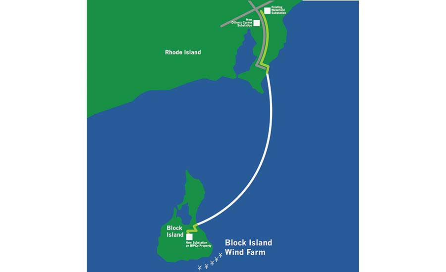 Ri Wind Farm Subcontractor Slowly Ties Together Block Island Project 2016 05 11 Enr