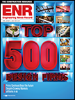 ENR May 2, 2016 Cover Top 500 Design Firms